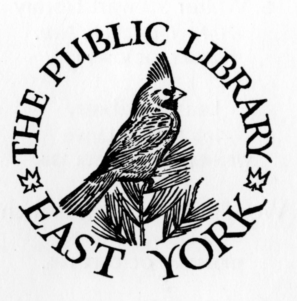 East York Public Library logo