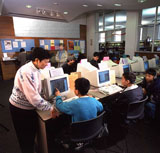 Computer Learning Centre, Riverdale Branch, 1997