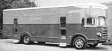 Etobicoke Public Library bookmobile, about 1953.