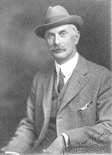George H. Locke (1870-1937), chief librarian 1908-1937.