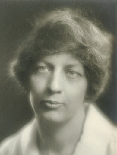 Lillian H. Smith (1887-1983), about 1925