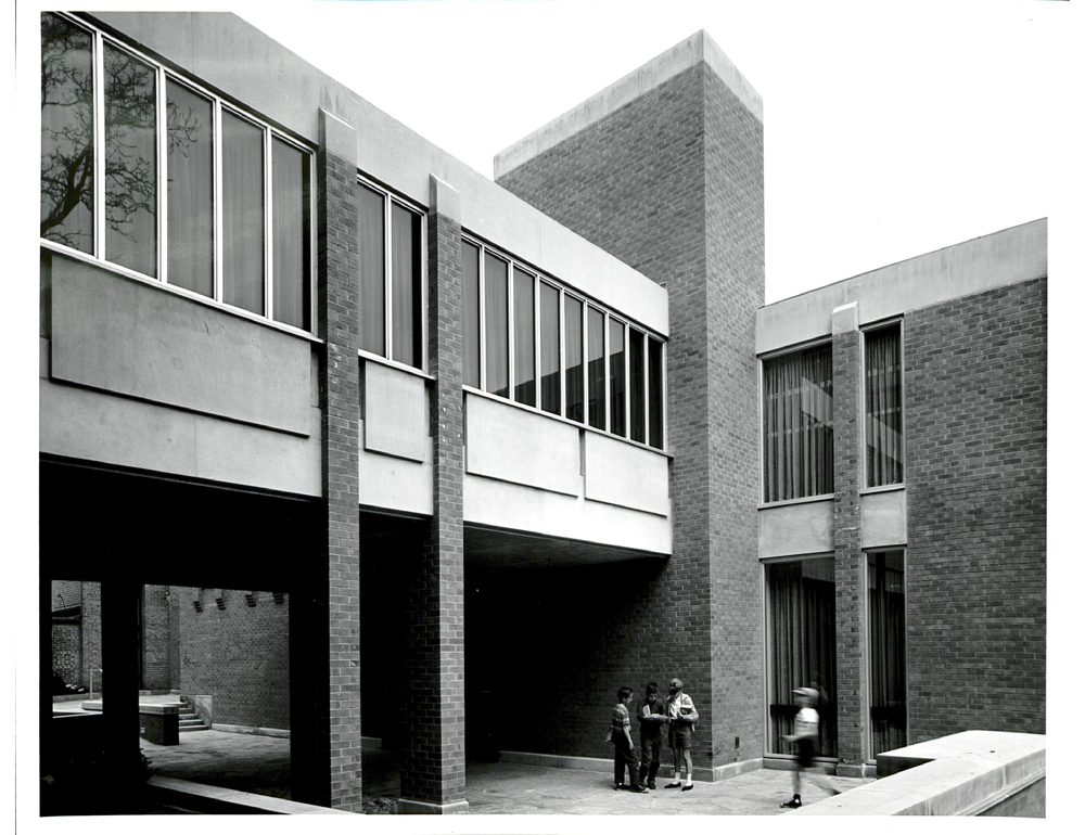 New Boys and Girls House, 40 St. George Street, about 1963