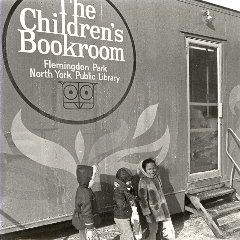 Children's Book Room, 1976