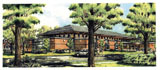 Leaside Branch rendering, 2000