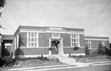 New Toronto Public Library, about 1954