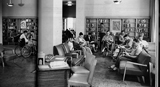 Sunnybrook Hospital Reading Room, 1948