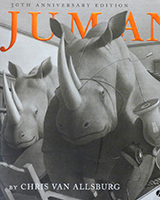 Jumanji by Chris Val Allsburg