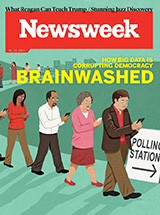 Cover of News Week magazine