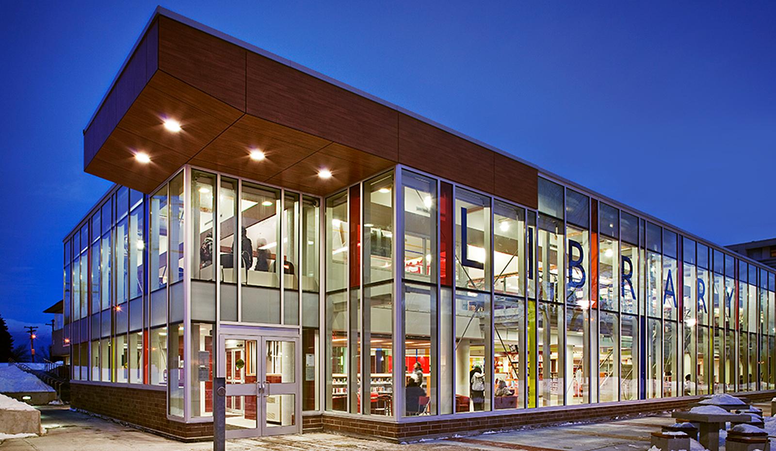 Cedarbrae Toronto Public Library