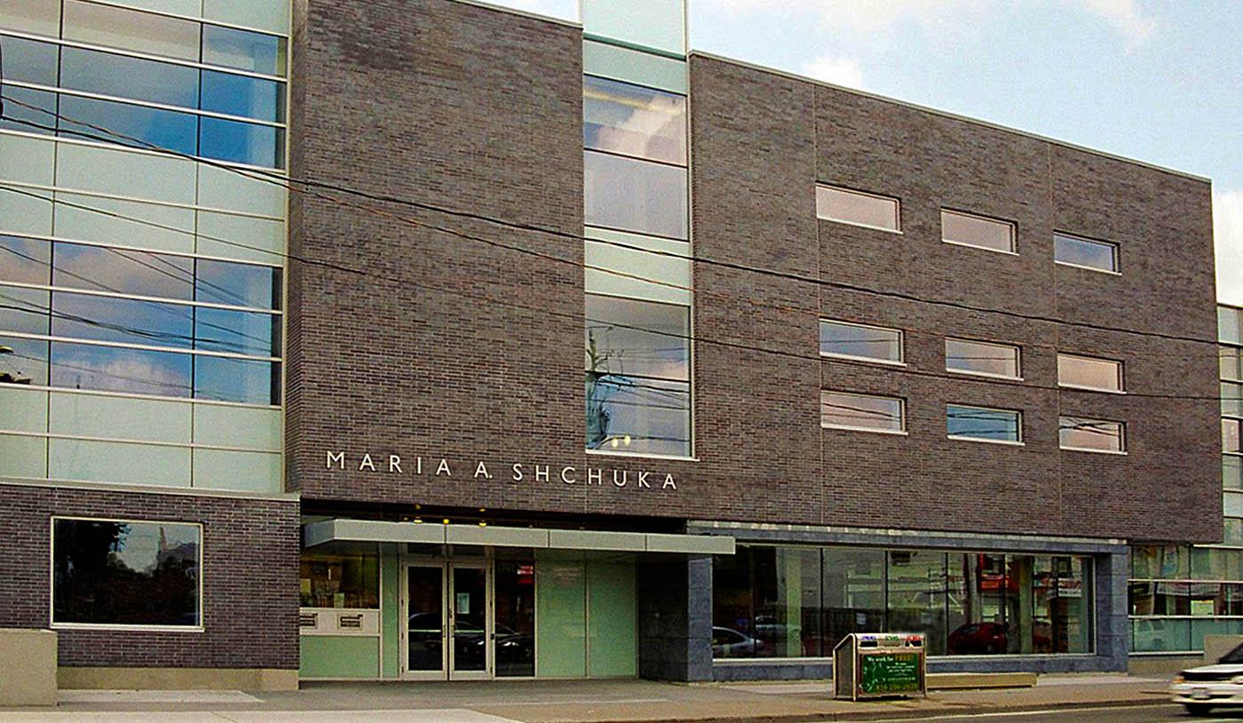 maria a. shchuka : toronto public library
