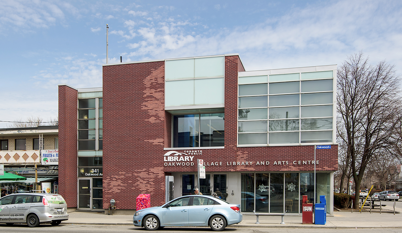 Oakwood Village Library and Arts Centre : Toronto Public Library