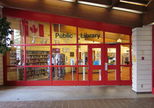 Port Union Toronto Public Library