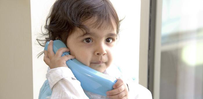 電話による読み聞かせサービスを利用できる!