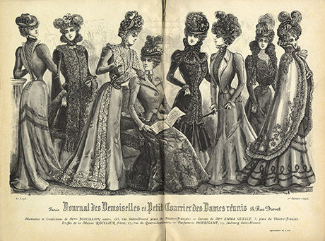 Gilded Age New York Fashion