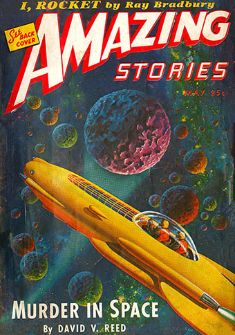 Amazing Stories: Murder in Space
