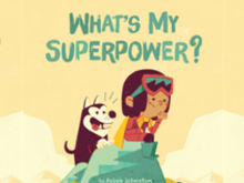 Book Cover What's My Superpower