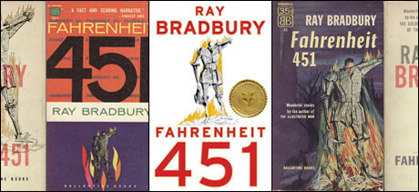fahrenheit 451 power of books
