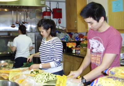 Volunteering at soup kitchen essay