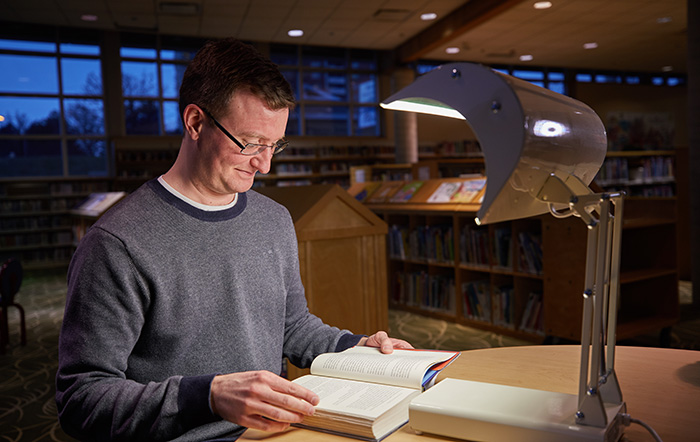 Light Therapy Lamps Using The Library Toronto Public