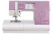 Image of Singer 9985 Quantum Stylist sewing machine