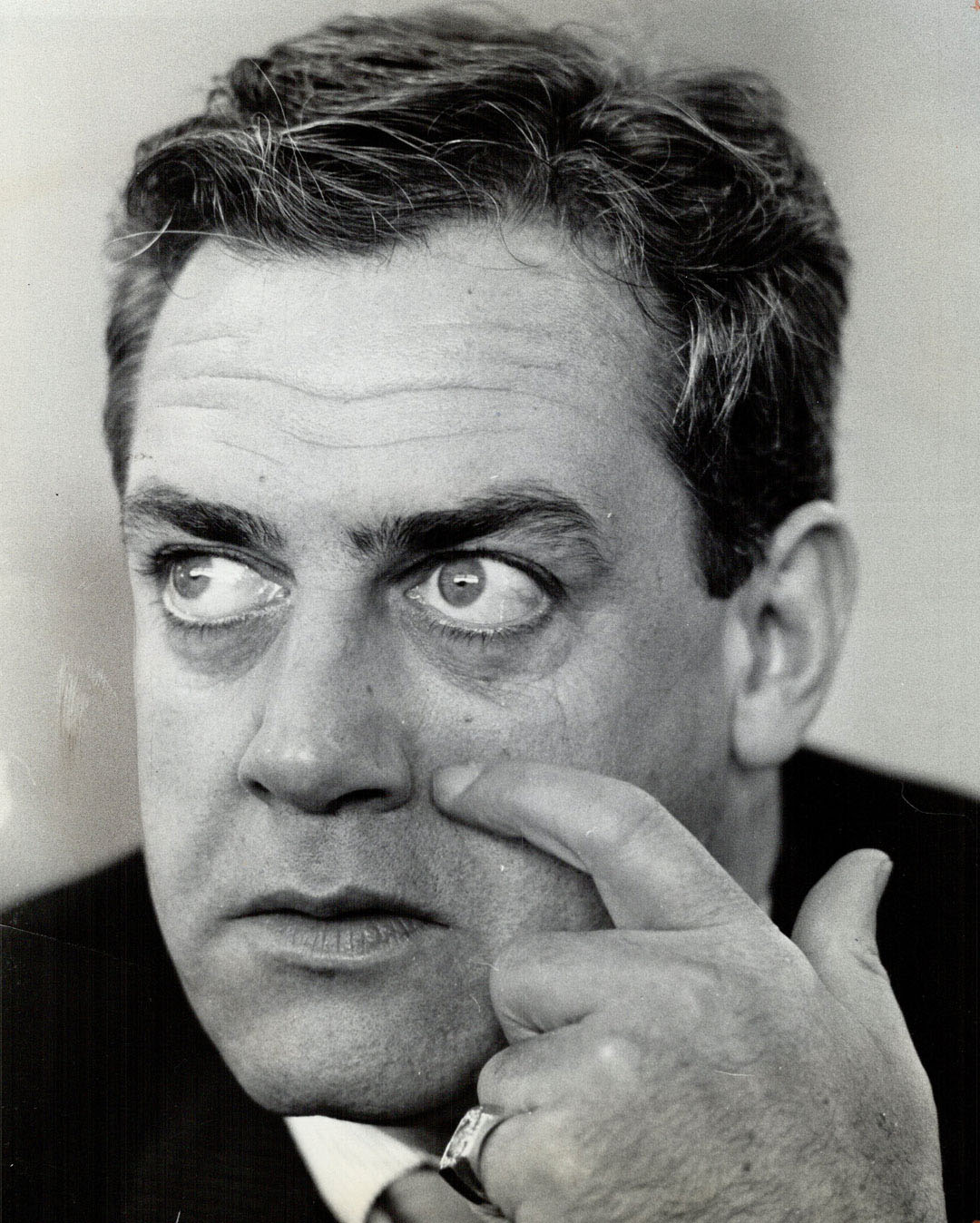 Canada Entertains! : Programs, Classes & Exhibits ... Raymond Burr Movies