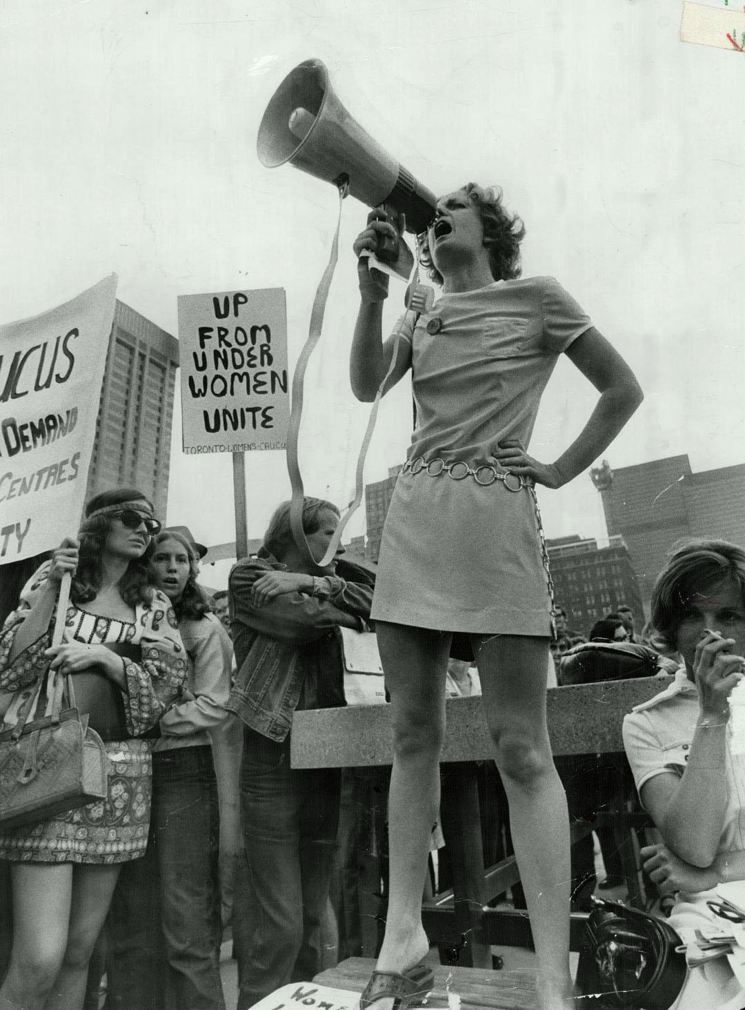 women s right movement