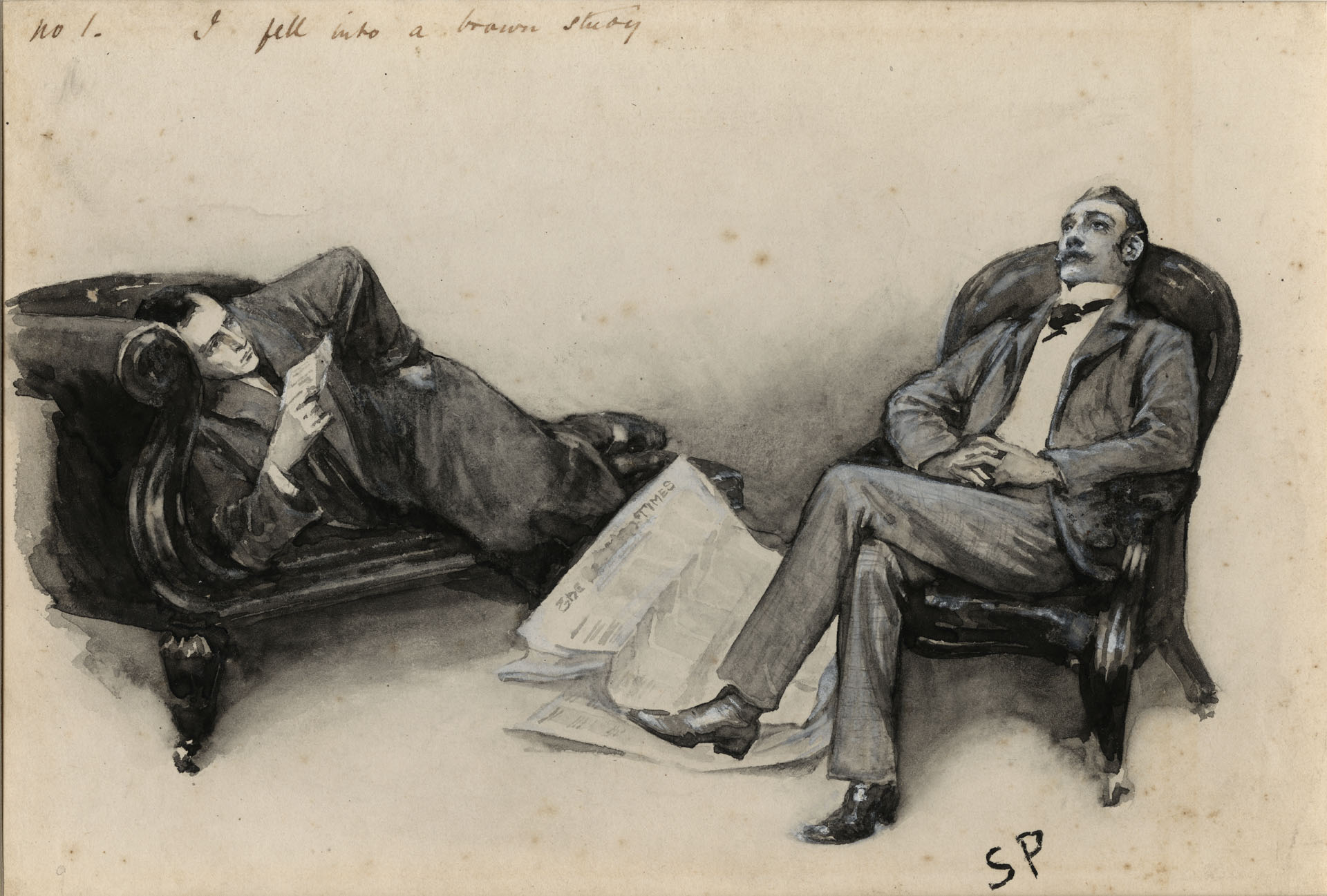 Images Of Sherlock Holmes Sherlockiana Adventures With