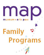 Icon of the event MAP Family Saturdays: Textile Museum visits York Woods