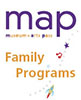 Icon of the event MAP Family Saturdays - Gardiner Museum at Lillian H. Smith