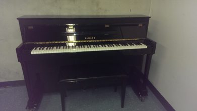 Oakwood Village Library and Arts Centre Piano